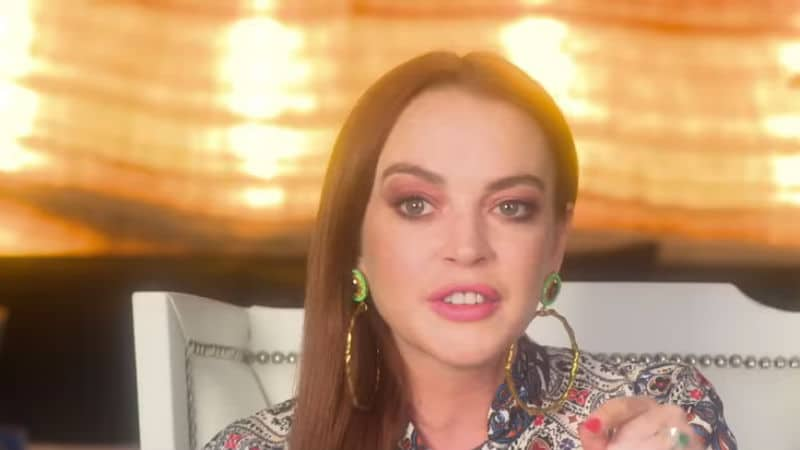 Lindsay Lohan on Lindsay Lohan's Beach Club on MTV