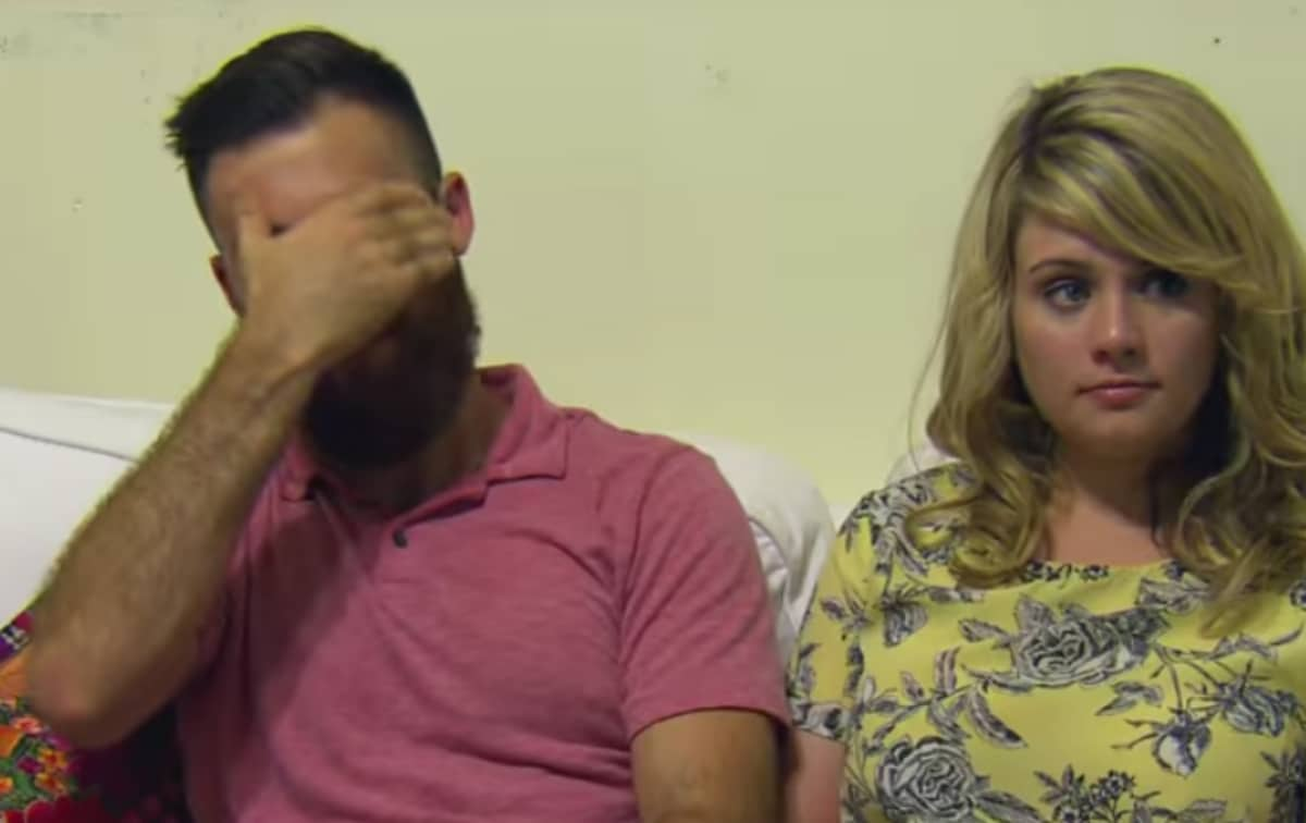 Luke Cuccurullo and Kate Sisk on Married at First Sight