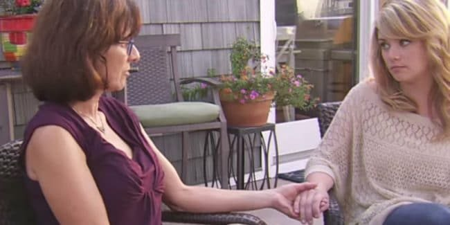 Married at First Sight spoilers: Kate Sisk meets with Luke Cuccurullo's mom to talk marriage frustration