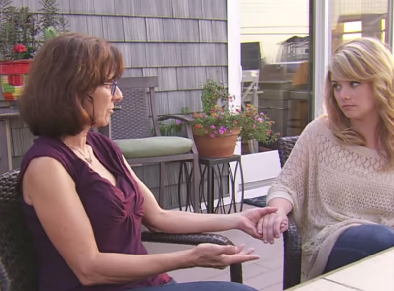 Luke's mom meets with Kate on Married at First Sight