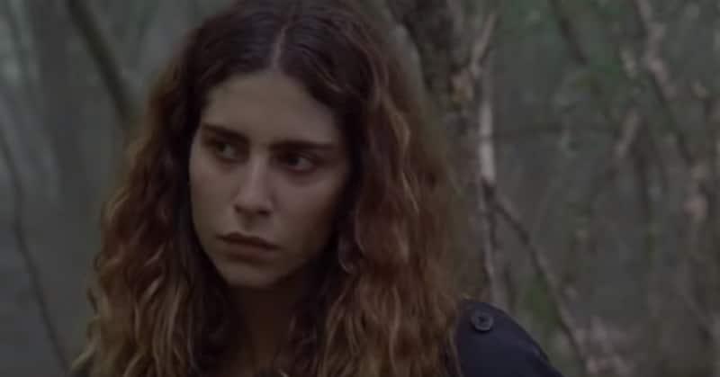 Nadia Hilker as Magna on The Walking Dead cast