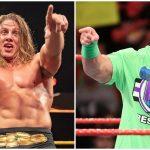 WWE superstar Matt Riddle doesn't want to wrestle John Cena, he wants to fight him