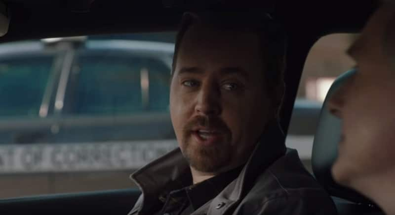 Actor Sean Murray as Special Agent Timothy McGee on NCIS cast