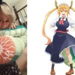 Miss Kobayashi's Dragon Maid dub VA's brother faces child porn charges - Sarah Wiedenheft claims Brad is innocent, family asks for help with GoFundMe