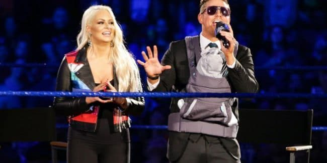 Miz and Maryse: WWE super couple announces pregnancy at Elimination Chamber PPV