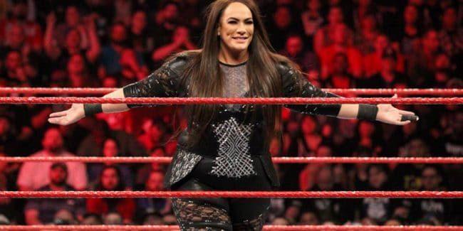 Nia Jax in the WWE