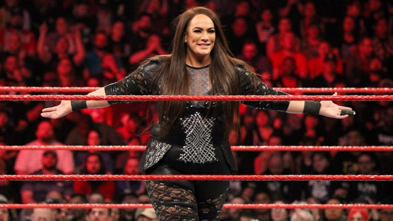 Nia Jax has legitimate WWE heat after yet another botch, this one at the Royal Rumble