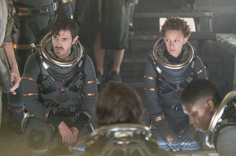 Nightflyers season 2