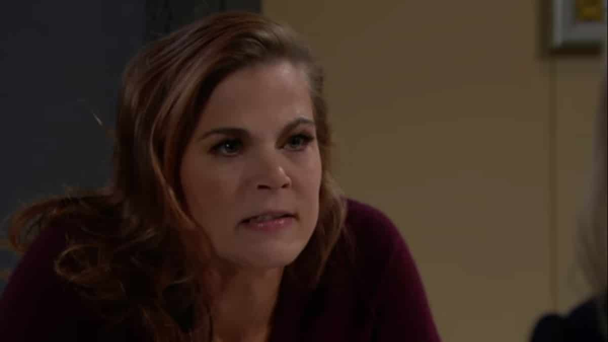 Phyllis on The Young and the Restless