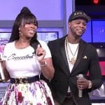 Remy Ma and Papoose on The Real