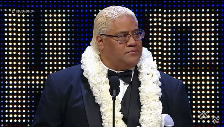 Who is Rikishi on The World's Best?