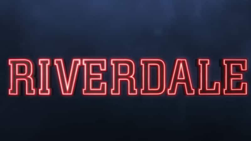 Riverdale opening sequence