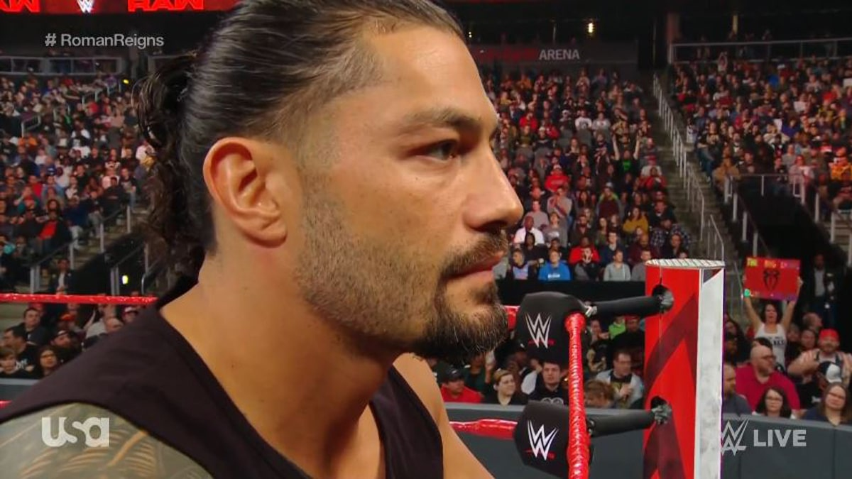 Roman Reigns returns to the WWE and gives update on leukemia treatment
