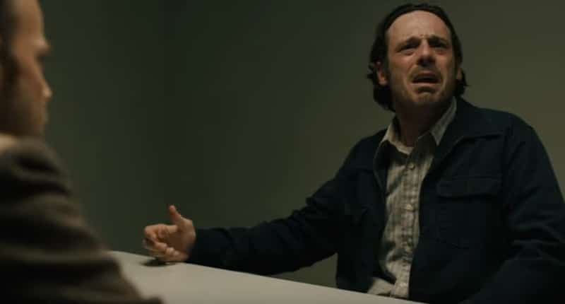 Scott McNairy as Tom Purcell on True Detective cast