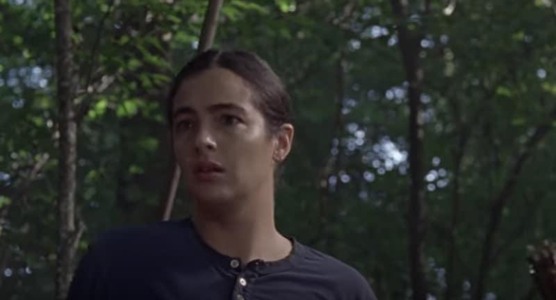 Image of The Walking Dead cast from Season 9 Episode 10