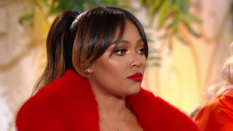 Teairra Marí  - Teairra Mari claps back at 50 Cent, brings up 6ix9ine and calls for Mona Scott-Young to help
