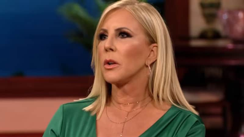 Vicki Gunvalson at the RHOC reunion