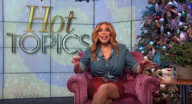 Wendy Williams coming back
