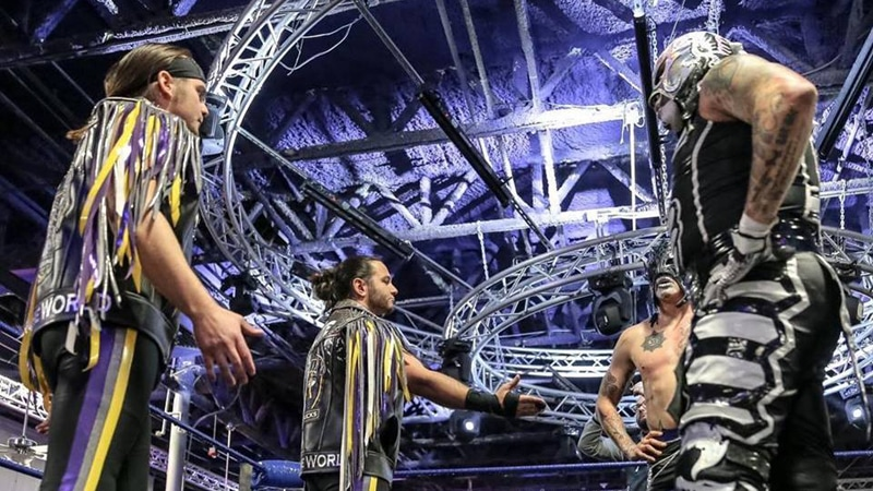 When does AEW debut?