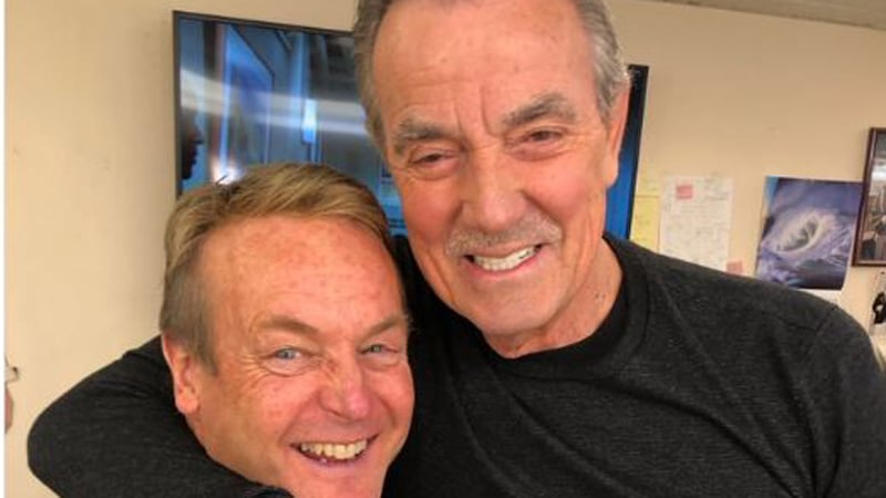 "Doug Davidson is ""back"" on The Young and the Restless"
