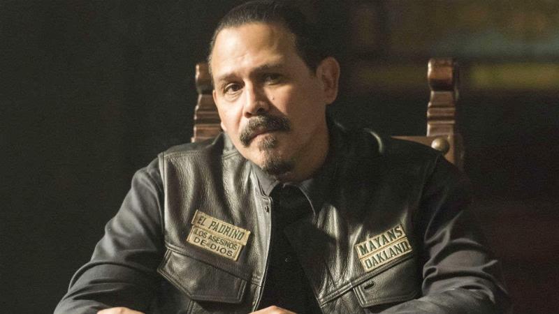 Emilio Rivera as Marcus Alvarez in season 1 of Mayans M.C. Image credit: FX/ Prashant Gupta