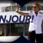Captain Sandy in a teaser for Below Deck Med Season 4