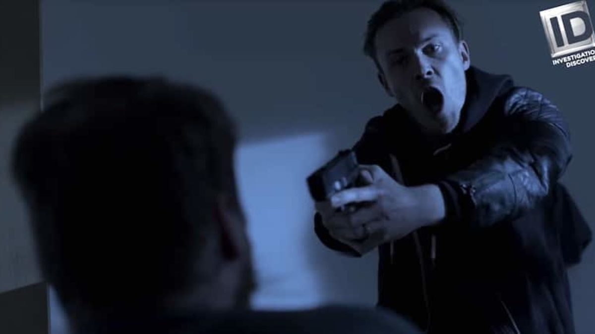Exclusive Gun toting intruder on ID s Home Alone turns out