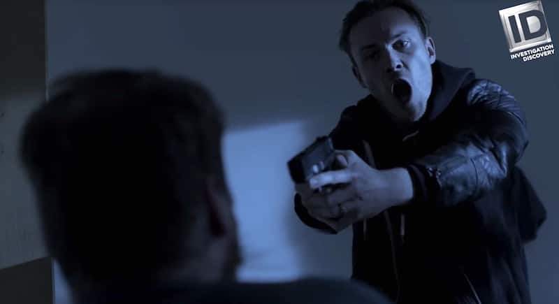exclusive gun toting intruder on id s home alone turns out to be rh monstersandcritics com