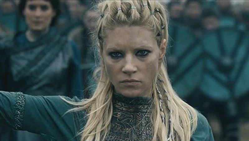 Katheryn Winnick as Queen Lagertha