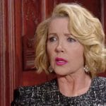 Melody Thomas Scott as Nikki Newman on The Young and the Restless