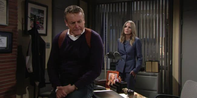 Doug Davidson confirms his return to The Young and The Restless