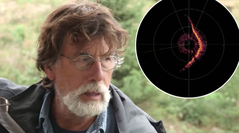Rick Lagina and right-angled object