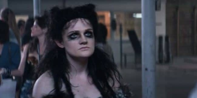 Who is Sheila the She Wolf on GLOW? Meet Scottish actress Gayle Rankin