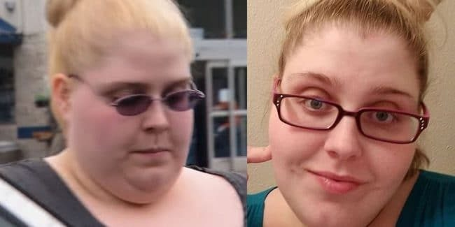 Update pics showing what Tiffany Barker from My 600-lb Life looked like before and what she looks like now