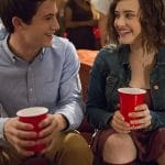13 Reasons Why. Dylan Minnette, Katherine Langford