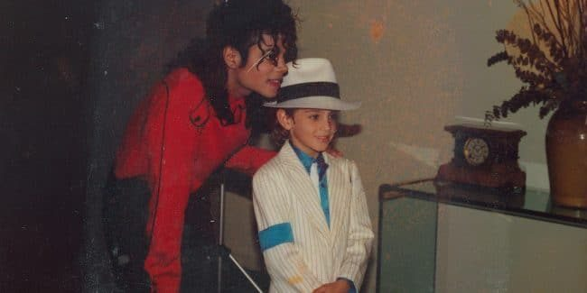 Leaving Neverland lets Wade Robson and James Safechuck tell their story about Michael Jackson