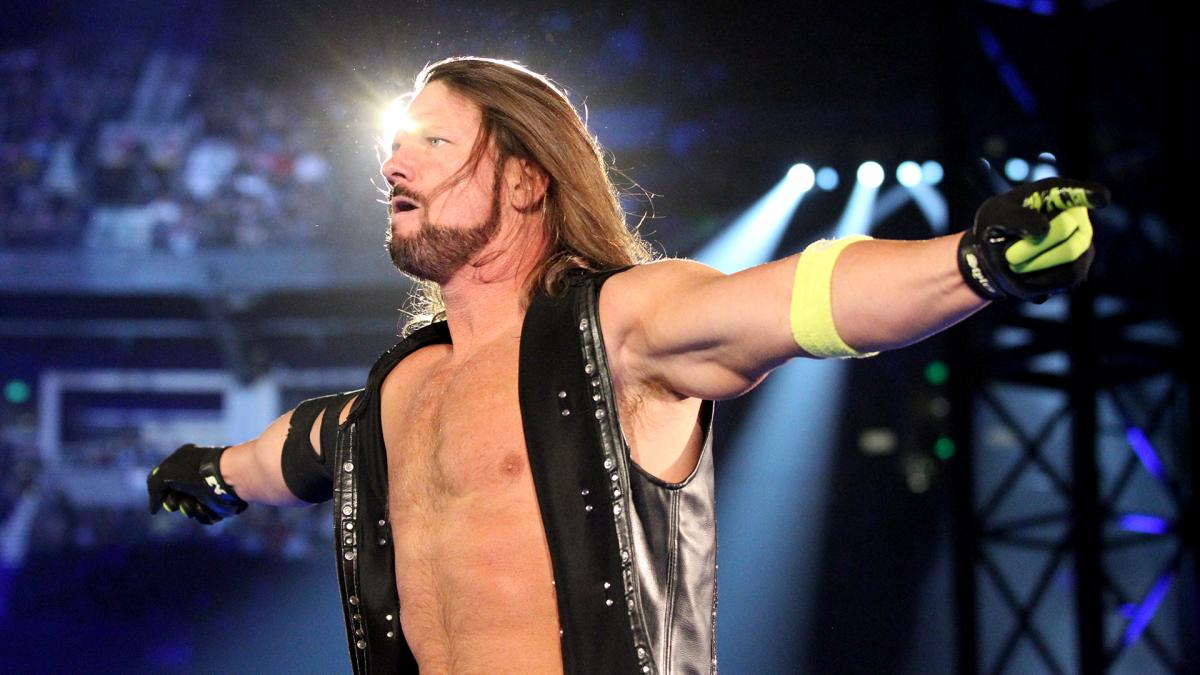 AJ Styles finally announces his plans for the future