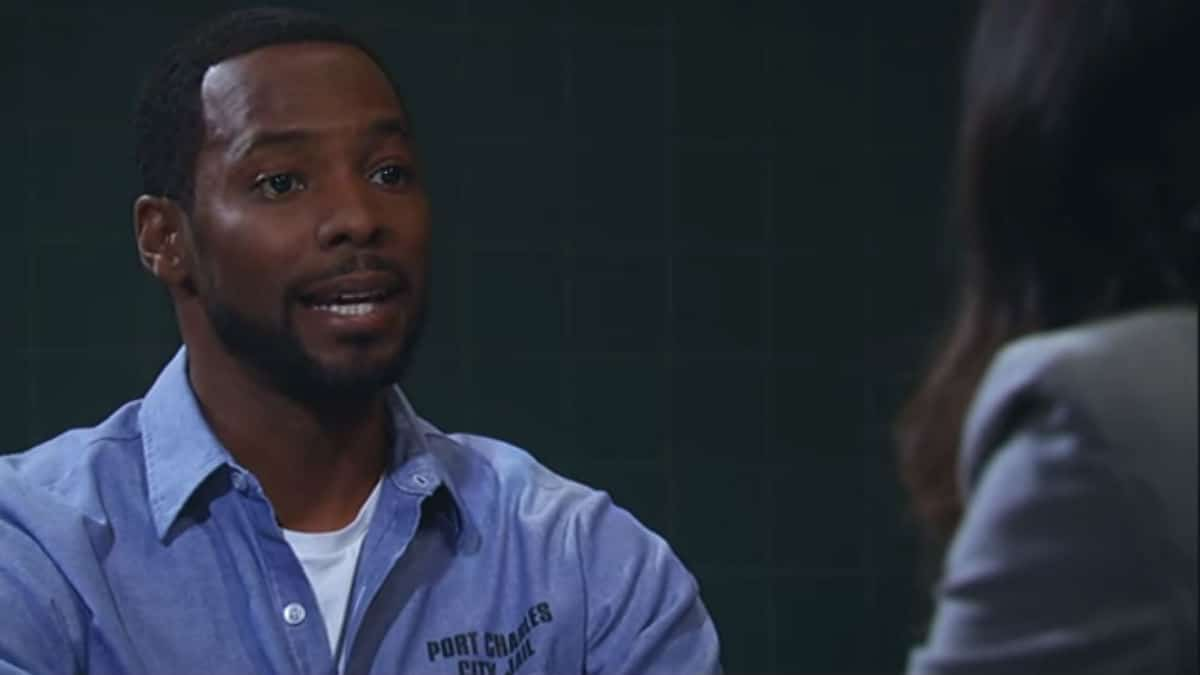 Anthony Montgomery as Andre Maddox on General Hospital