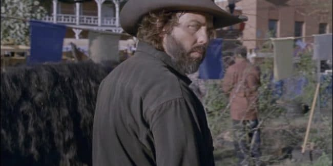 Angus Sampson on The Walking Dead