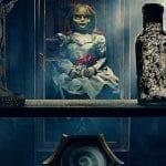 The doll Annabelle