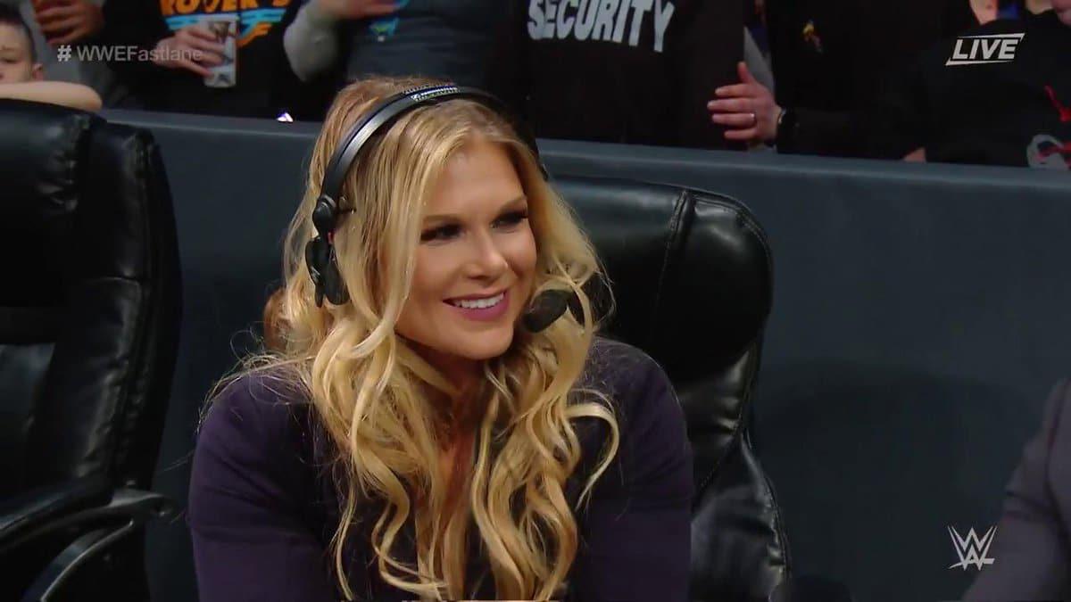 Beth Phoenix making WWE return?