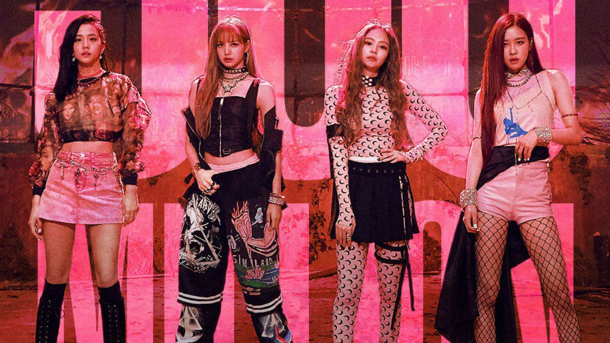 BLACKPINK trying too hard to take over North America like