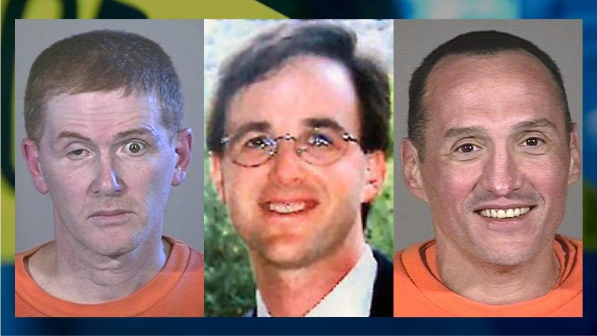 Bradley Schwartz, Ronald Bruce Bigger, and Brian Stidham photo