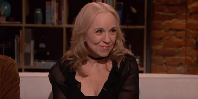 The character of actress Brett Butler died on The Walking Dead