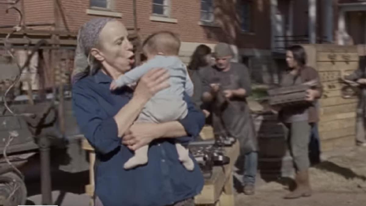 Brett Butler as Tammy Rose on The Walking Dead cast
