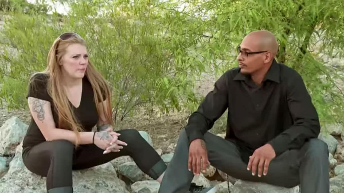 Brittany and Marcelino on Love After Lockup