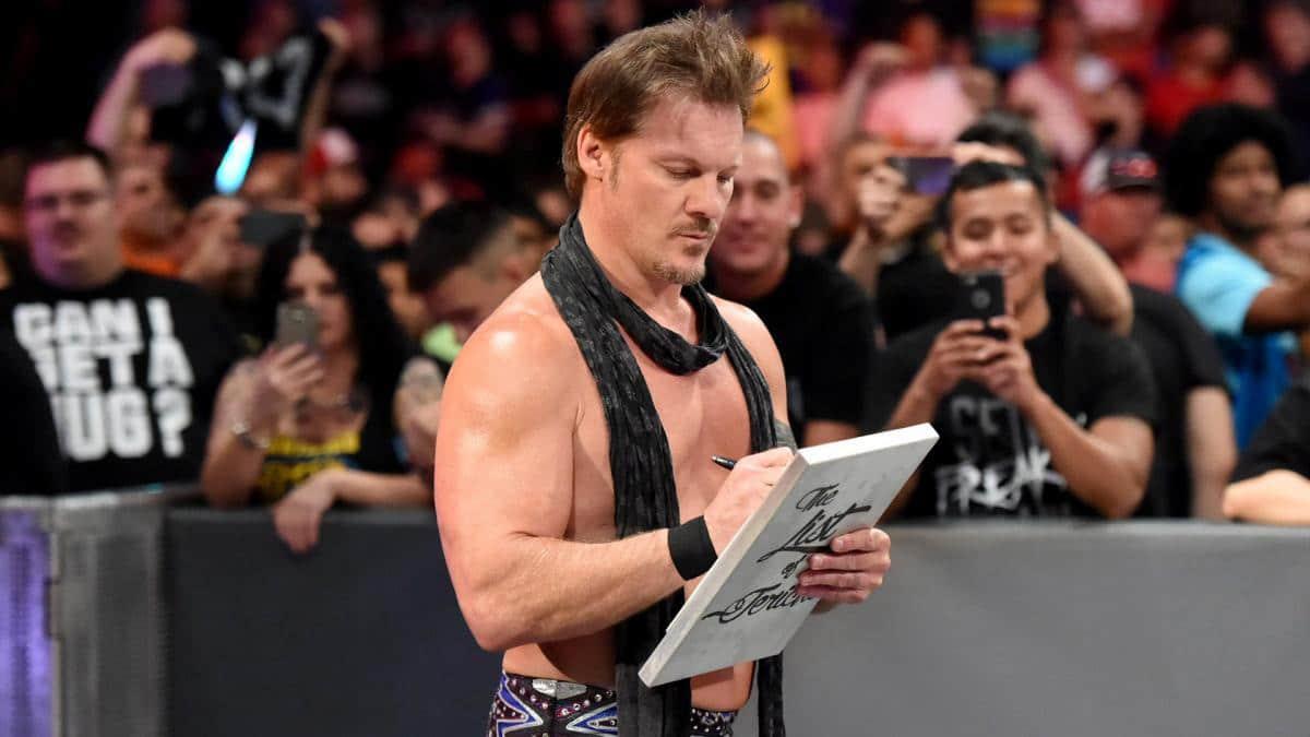 Chris Jericho net worth