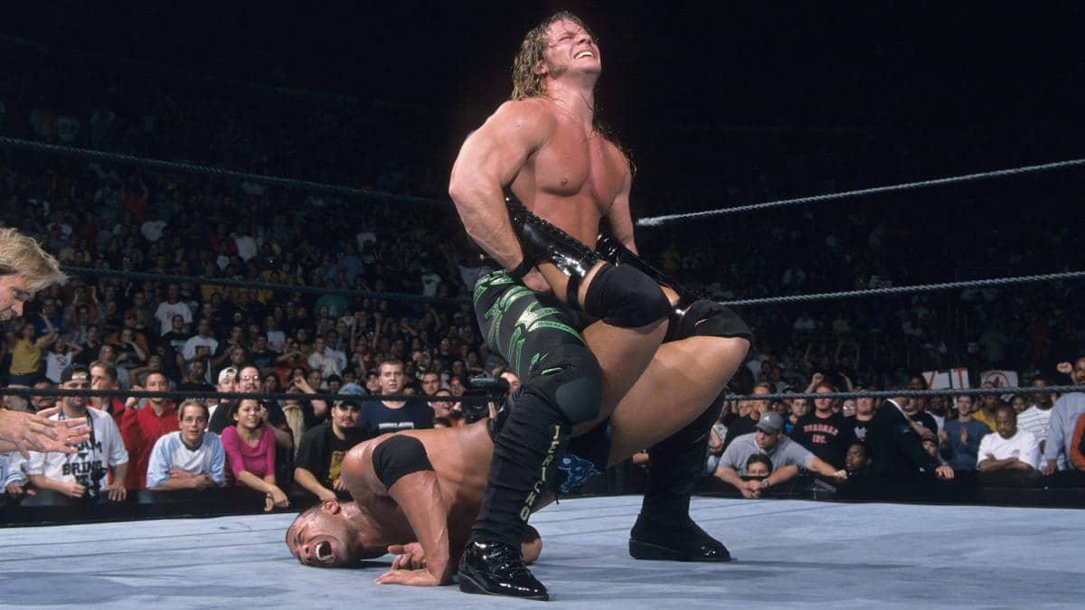 Chris Jericho vs. The Rock