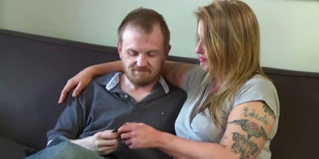 Clint and Tracie on Love After Lockup