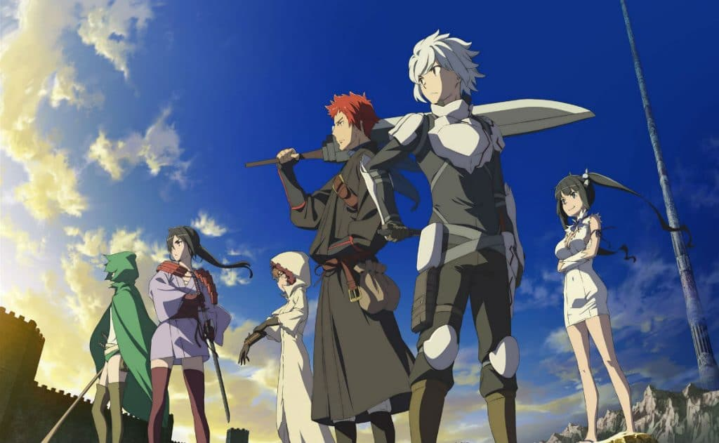 DanMachi Season 2 release date confirmed for 2019: Is It Wrong to